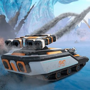 Clash of Tanks: Mech Battle