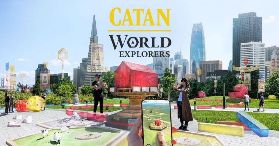 CATAN/カタンの開拓者たち