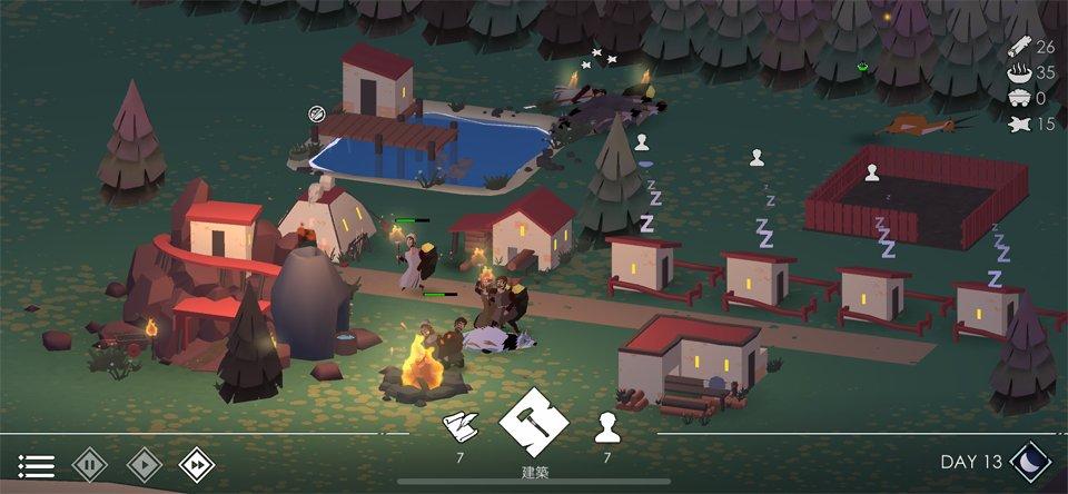 The Bonfire 2 Uncharted Shoresのレビュー画像