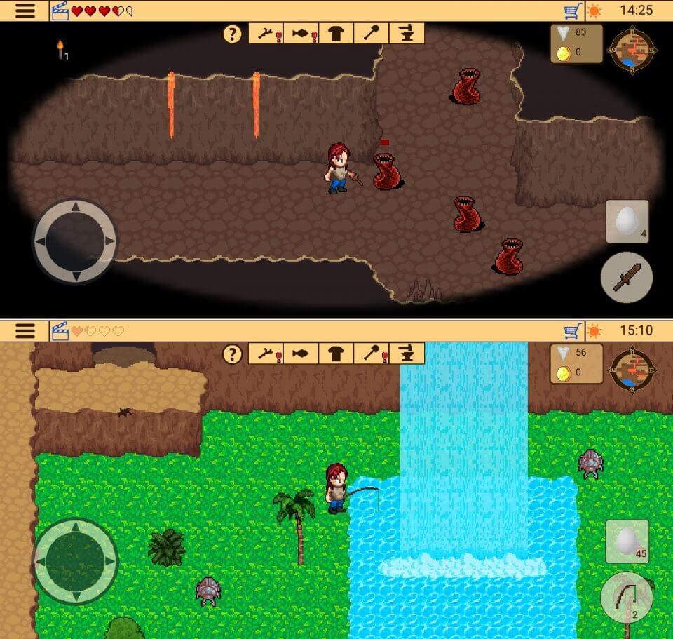 Survival RPG 3レビュー画像