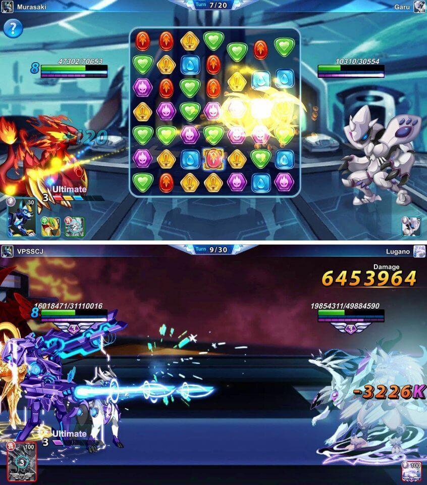 Monsters & Puzzles: Battle of Legend