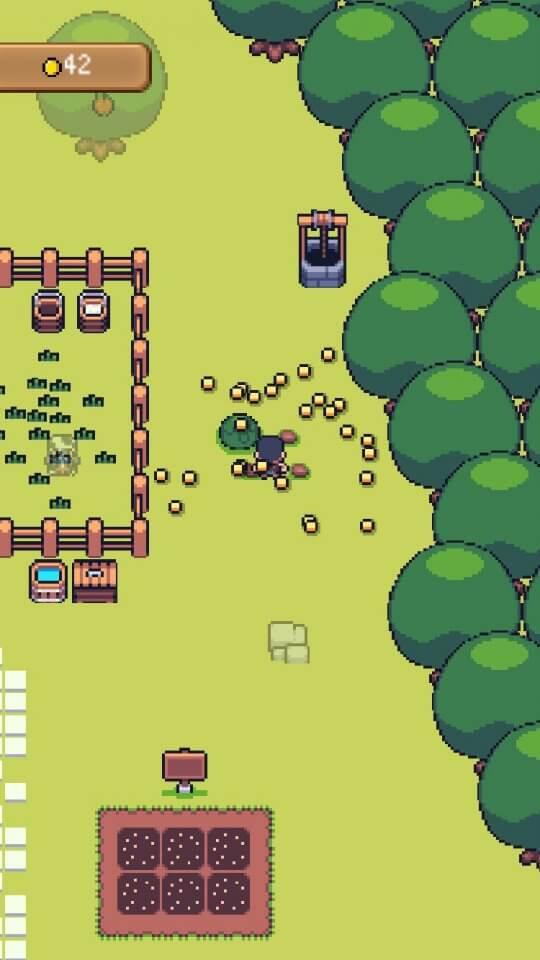 攻略 ミニミニ 農園 RPGのように島を探検する農場経営アドベンチャー!村人の依頼をこなし、お金を貯めてファームを発展!「ミニミニ農園」レビュー