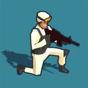 海兵隊シューティング3D