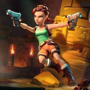 Tomb Raider Reloaded(トゥームレイダー リローデッド)