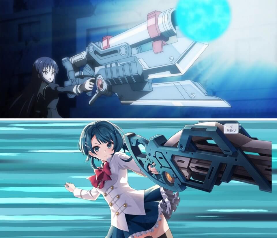 アサルトリリィ Last Bullet(ラスバレ)