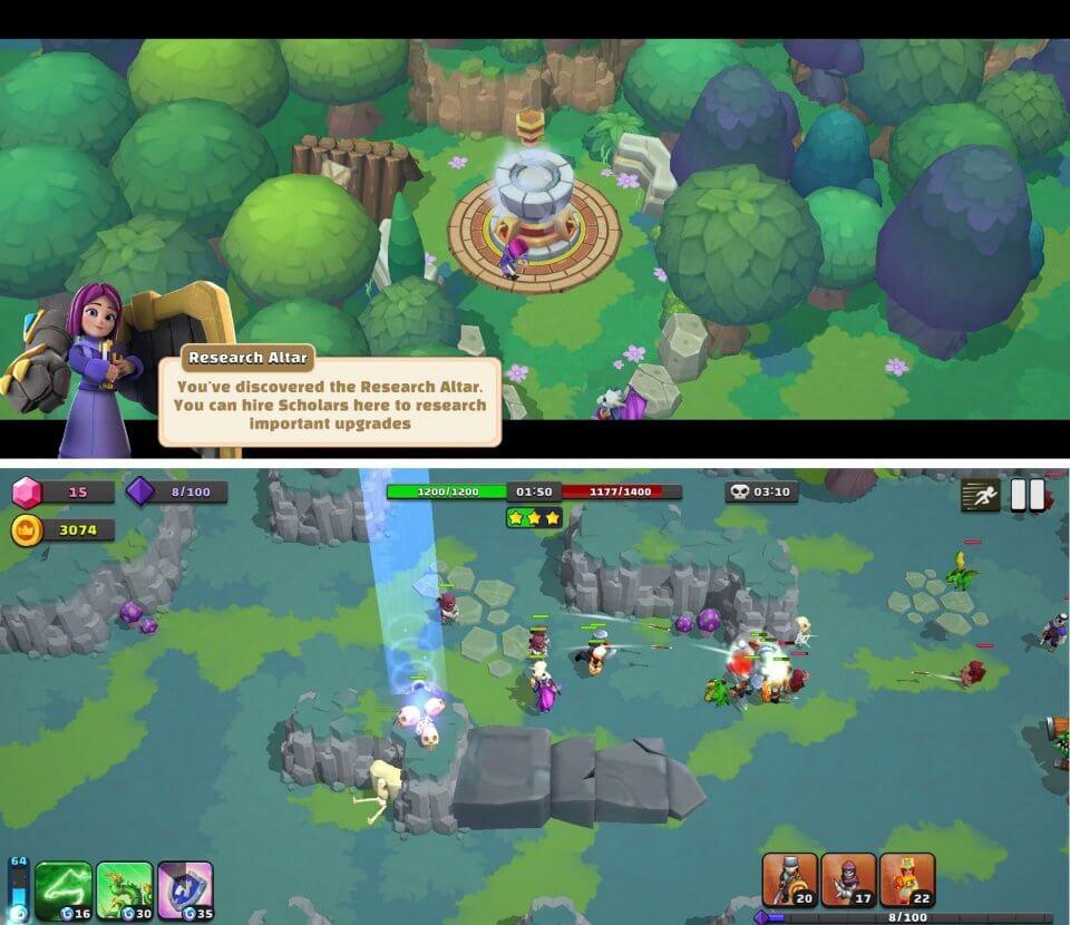 Summon RevolT: Magic Battle