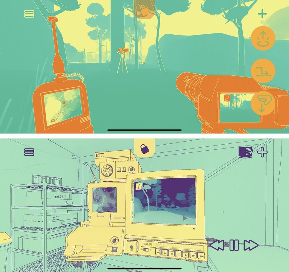 NUTS - 監視ミステリーのレビュー画像