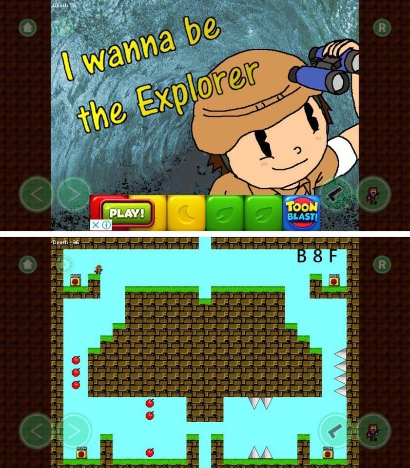 I wanna be the Explorer レビュー画像