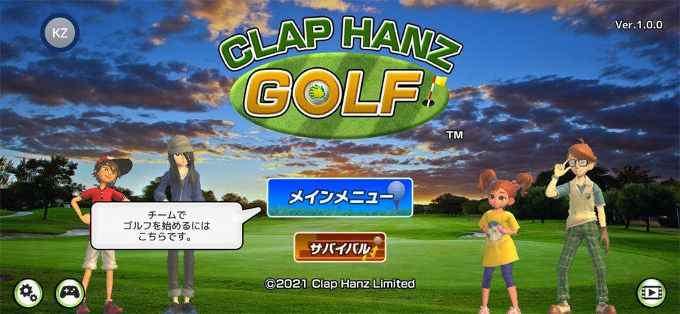 CLAP HANZ GOLFのレビュー画像