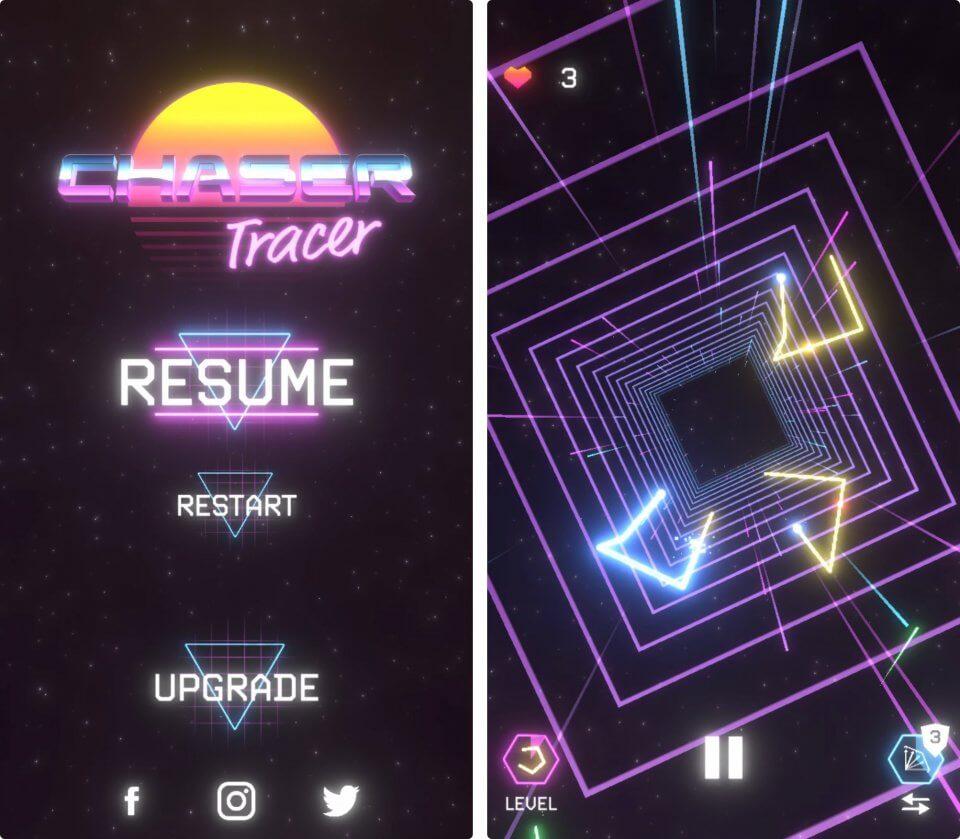 Chaser Tracer