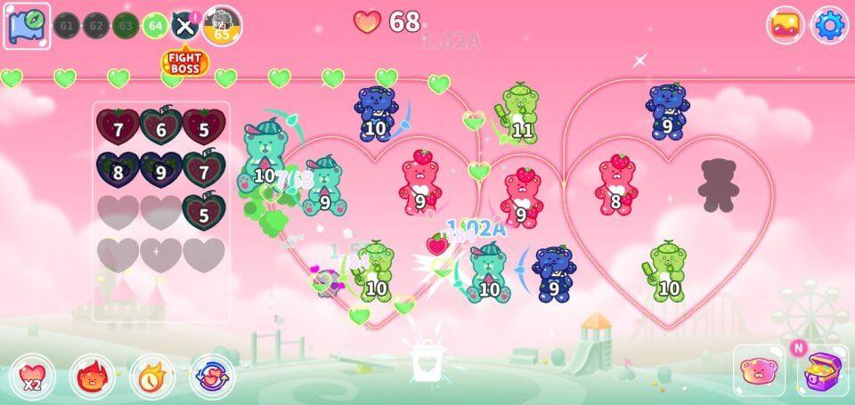 Bear Heart Defenseレビュー画像