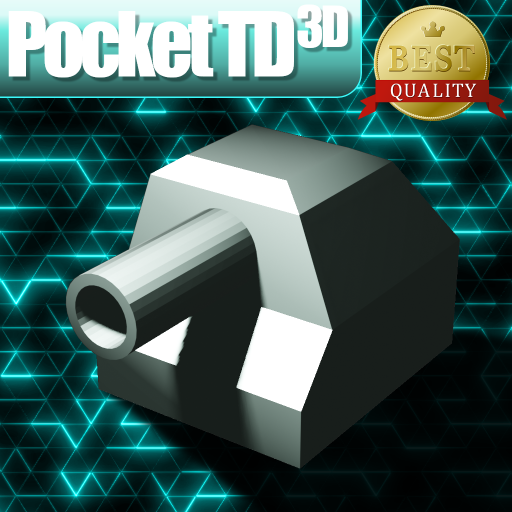 Tower Defens:PoketTD 3D ポケットTD