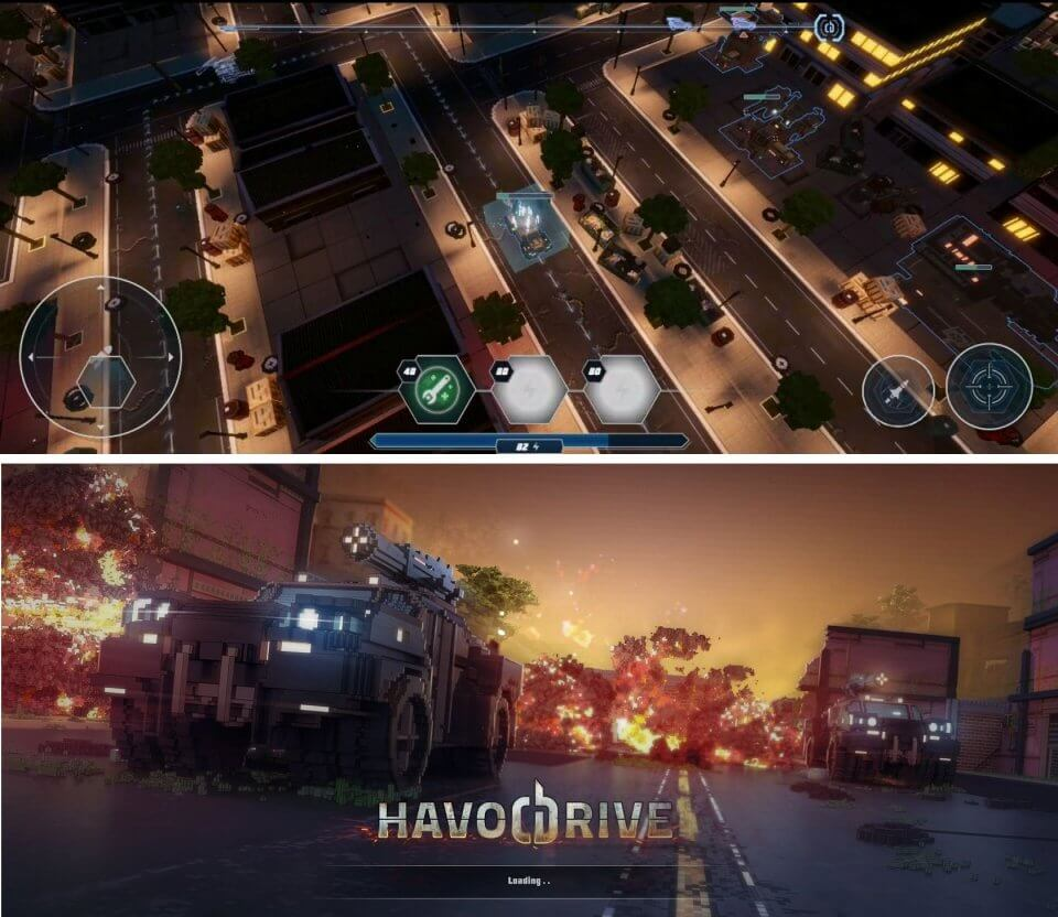 Havoc Drive