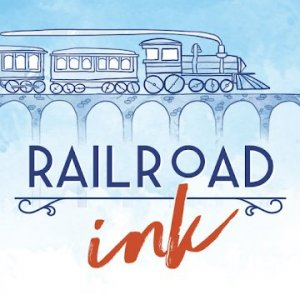 レイルロードインク・チャレンジ(Railroad Ink Challenge)