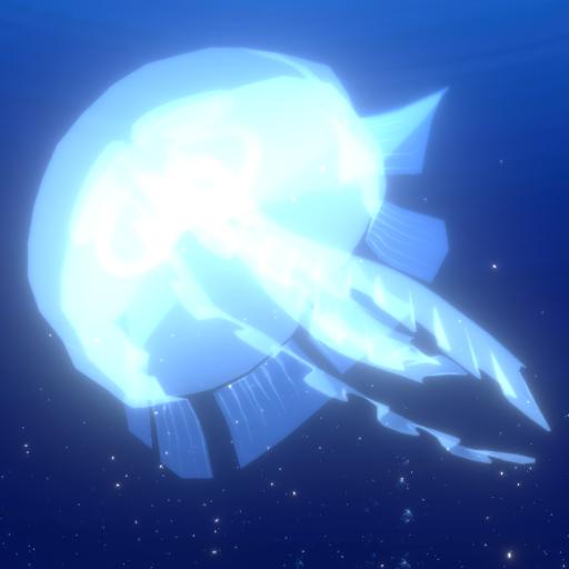 クラゲといっしょ – 癒し系放置育成ゲーム