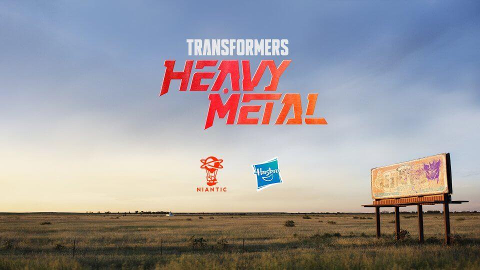 TRANSFORMERS:Heavy Metal(トランスフォーマー ヘビーメタル)