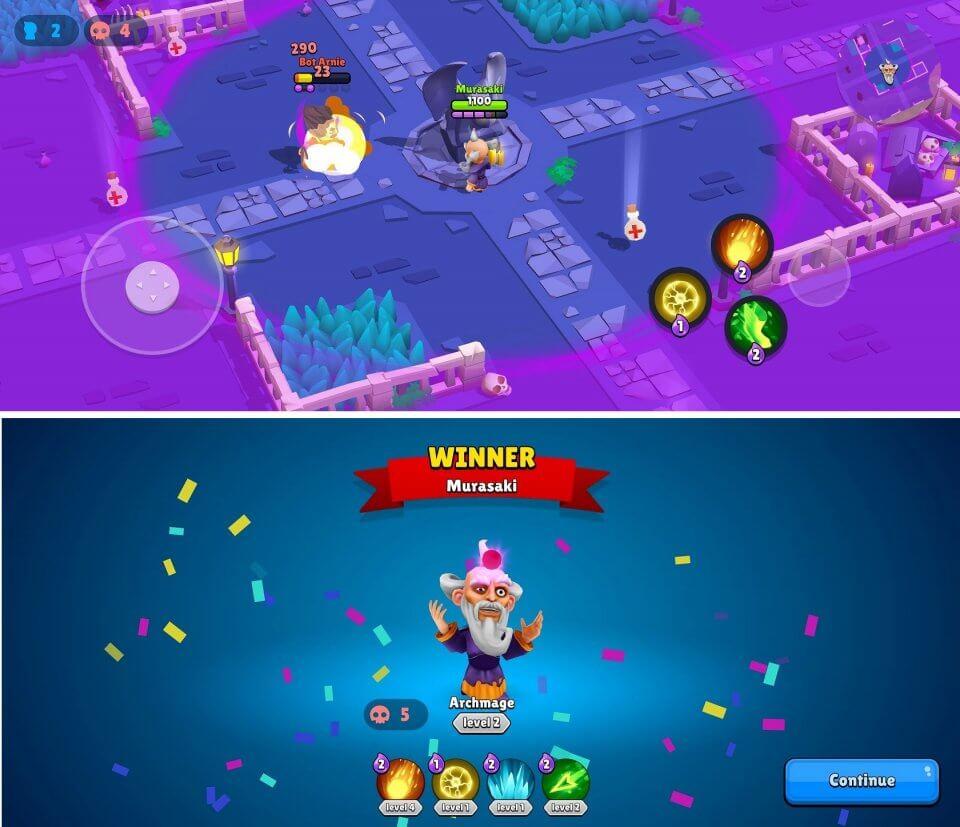 Magic Arena: Battle Royale