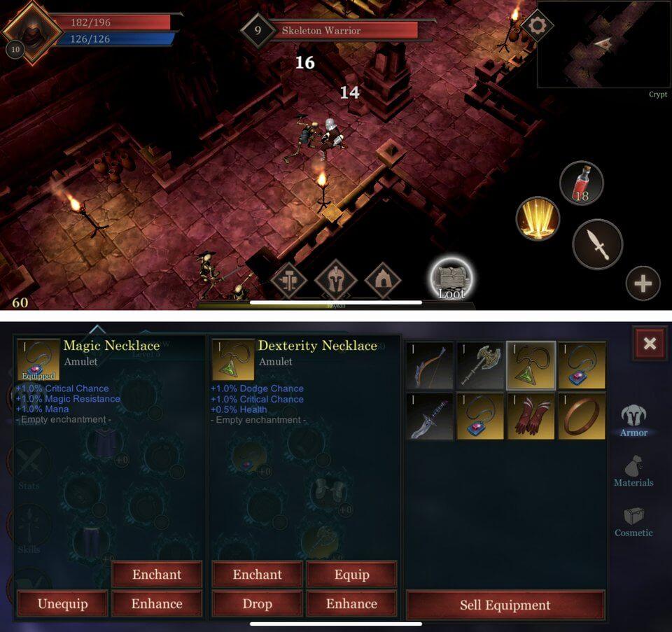Vengeance RPGのレビュー画像
