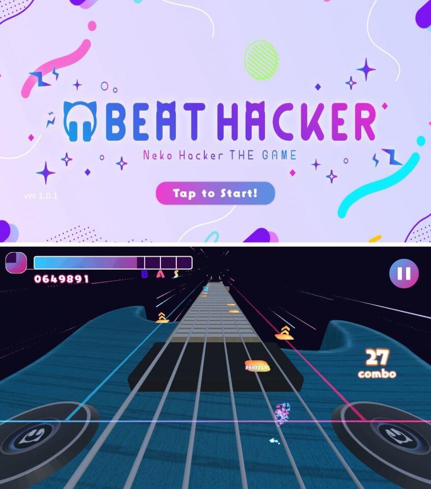 Beat Hacker レビュー画像