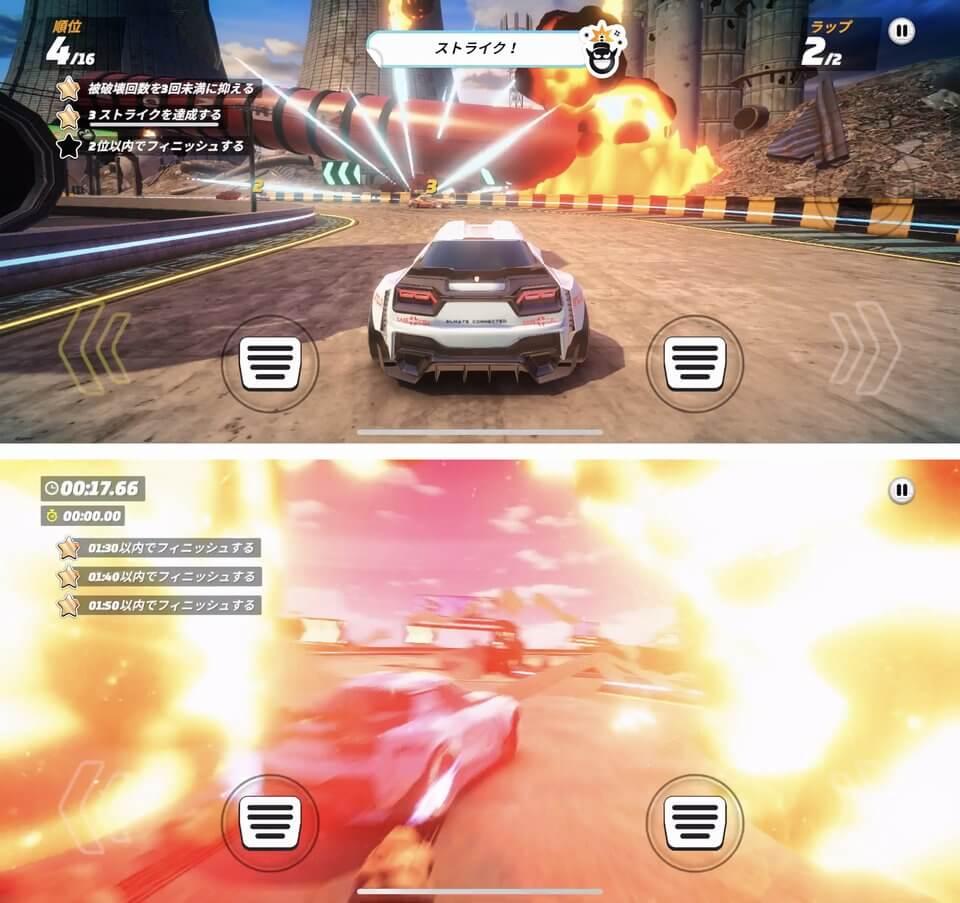 Detonation Racingのレビュー画像