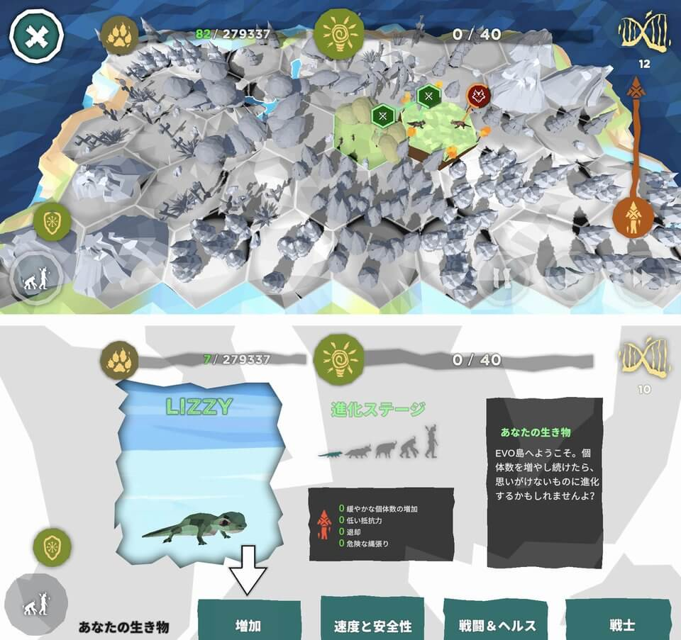 EVO 島のレビュー画像