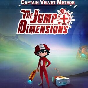 Captain Velvet Meteor:The Jump+ Dimensions